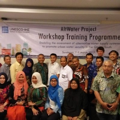 Workshop Training AltWater Project