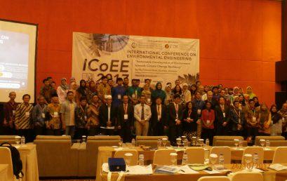 The 5th International Conference on Environmental Engneering 2017 (ICoEE2017)