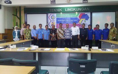 2nd Workshop Transformasi PDAM di Jawa Timur