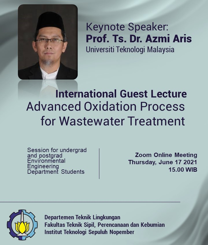 International Guest Lecture Series 2021